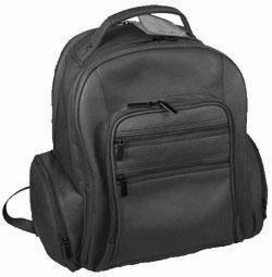 David King & Co. Oversize Laptop Backpack (Cafe)