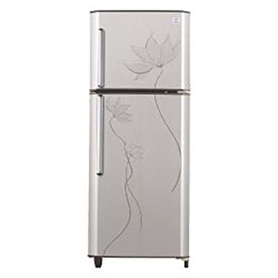 Godrej RT Eon 231 PS 3.3 Frost-free Double-door Refrigerator (231 Ltrs, 3 Star Rating, Garden Silver)