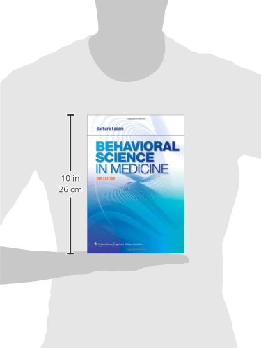 Behavioral Science in Medicine [With Web Access]