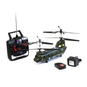 Syma S022 3CH Cargo Transport R/C Helicopter with Mini Tool Box (fs)