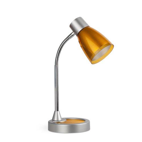 Pas Lampe Bureau Cher Orange Lampe VSMUzp