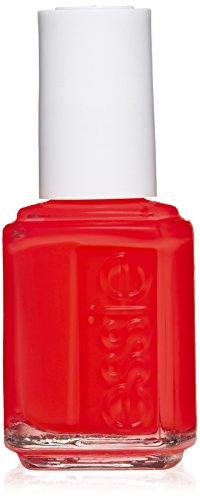 essie Nail Color Polish, Hip-Anema (Red Orange Nail Polish compare prices)