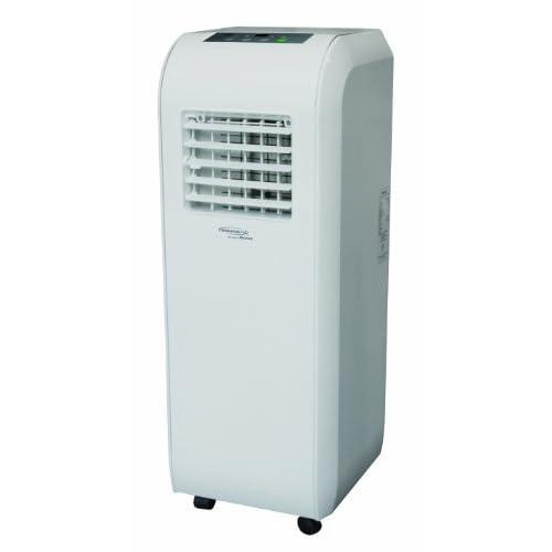 SoleusAir 8,000 BTU Portable Air Conditioner, Evaporative Single Hose