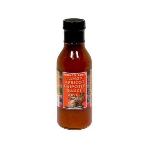 Bronco Bob's Tangy Apricot Chipotle Sauce 15.5oz