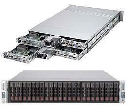 Supermicro CSE-217HQ-R1620B SuperChassis