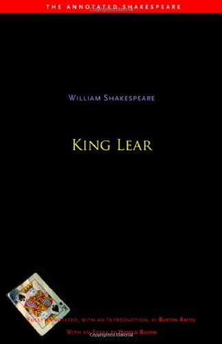 essay on king lear by william shakespeare Free essay: this dichotomy between external blames and internal repentance is used by shakespeare to demonstrate the tragic nature of king lear from more.