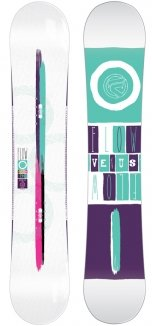 FLOW VENUS Snowboard 2014 bright