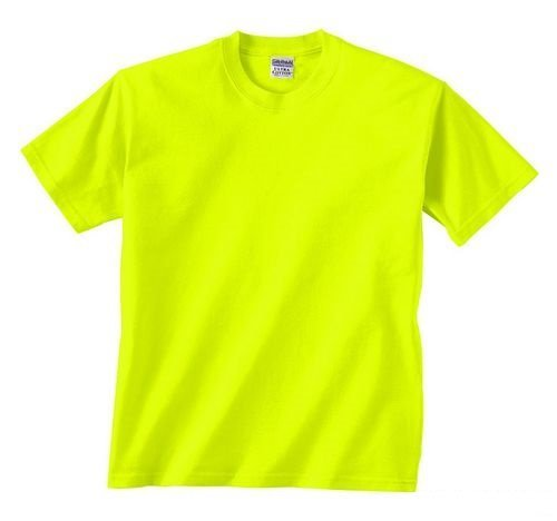 Safety Yellow And Safety Green Safety Green T-shirt in Your