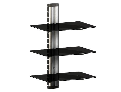 etagere murale pour lecteur dvd pas cher. Black Bedroom Furniture Sets. Home Design Ideas