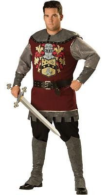 The Noble Crusader Men's Costume Adult Halloween