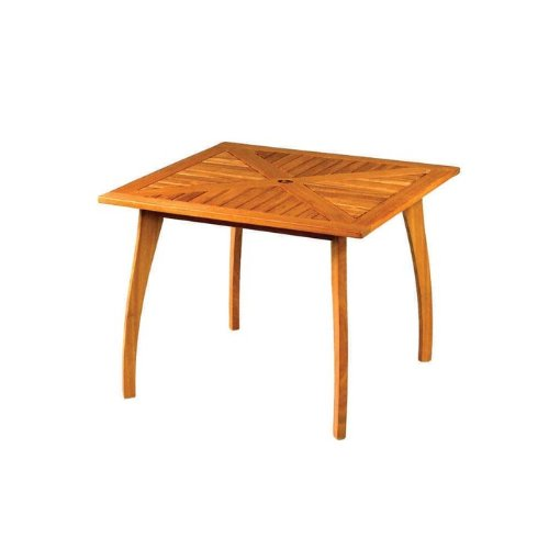 Royal Tahiti Outdoor Furniture: 36-Inch Square Table