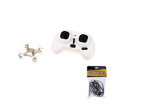 Cheerson-CX-10A-24GHz-4CH-RC-Quadcopter-NANO-Drone-UFO-with-Headless-Mode