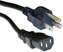 AC Power Cord Cable 10