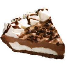 Schwans Hersheys Chocolate Creme Pie, 2.7 Ounce -- 24 per case.