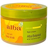 Alba Body Polish, Sugar Cane, 10-Ounce
