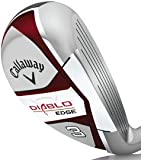 CALLAWAY GOLF CLUBS DIABLO EDGE 24° 4h RESCUE/HYBRID GRAPHITE REGULAR NEW