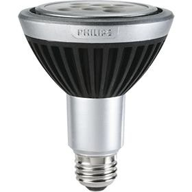 Philips Enduraled 41016-7 - 12 Watt - Dimmable Led - Par30L - Long Neck - 4200K Cool White - Narrow Flood - 3600 Candlepower - 50 Watt Equal