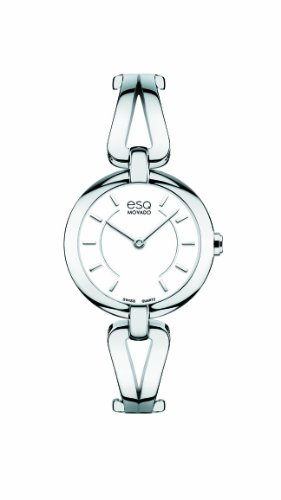 ESQ Movado Women's 07101397 esq Corbel tm Stainless Steel Watch