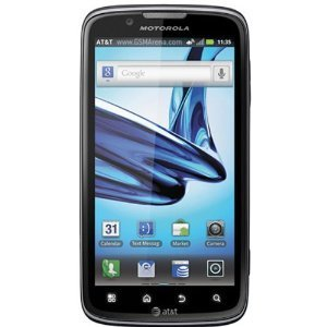 Motorola Atrix 2 4G MB865 Black - Unlocked GSM Quad Band - Android Gingerbread 2.3.5 - 8MP - 3D HD