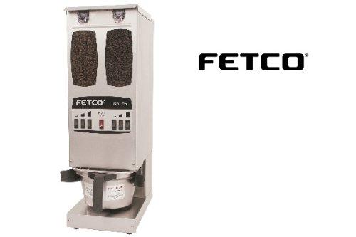 Fetco Dual Hopper Coffee Grinder Gr-2.3