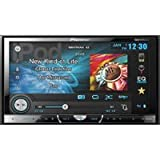 PIONEER AVHX5600BHS In-Dash DVD Player