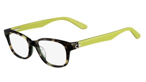 Calvin Klein Ck Ck5733 Eyeglasses Ck5733 507 Havana Green Demo 51 17 140