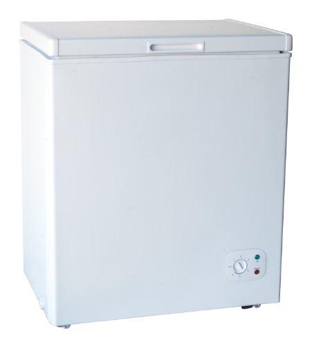 Koolatron KCF51WNG 5.1-Cubic Feet Chest Freezer,