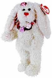Rosalyne The Ty Attic Treasures Bunny - 1