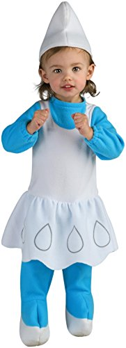 Rubie's Costume Co - The Smurfs - Smurfette Infant / Toddler Costume