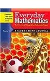 img - for Everyday Mathematics: Math Journal , Grade 1, Vol. 1 book / textbook / text book