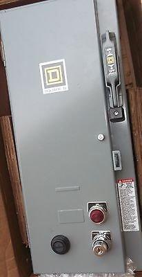 Square D Disconnect Breaker 8538Scg11V83C36Ff4P1Tx22