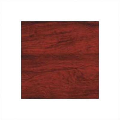 Wooden Mallet 4-Pocket Countertop Brochure Display, Mahogany