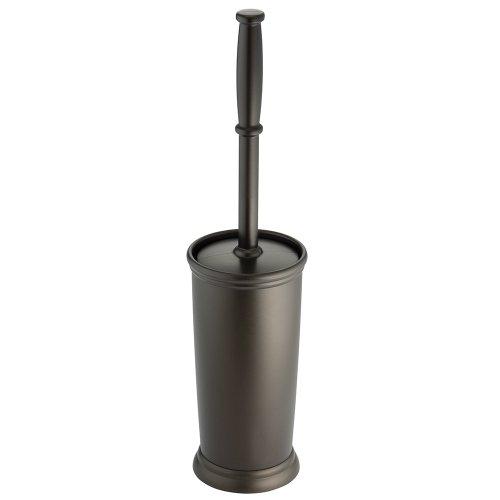 interdesign-kent-bathroom-toilet-bowl-brush-bronze