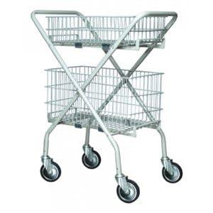 Amazon Com Lumex Versacart Folding Utility Cart Wire