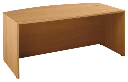 BUSH BUSINESS FURNITURE Series C:Bow Front Desk