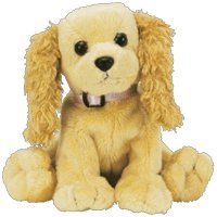 TY Beanie Baby - SIS the Cocker Spaniel Dog (Internet Exclusive)