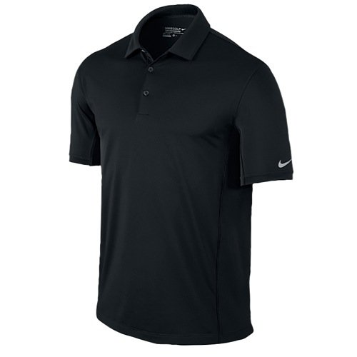 Nike Golf Tech Ultra Polo Black/Wolf Grey 2XL