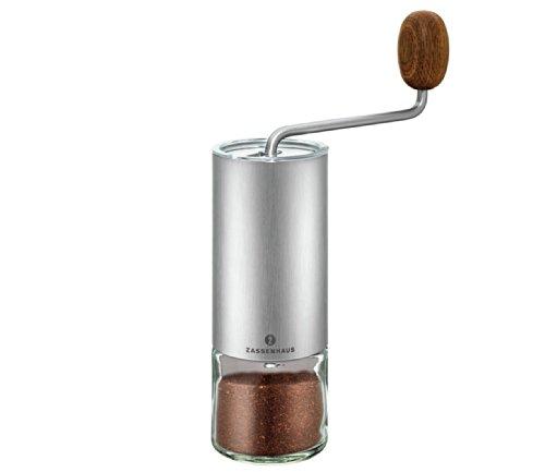 Zassenhaus Quito Coffee Espresso Mill Grinder 23cm