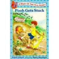 Pooh Gets Stuck