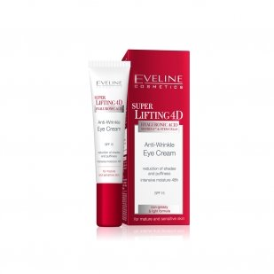 SUPER LIFTING 4D Anti-Wrinkle Eye Cream