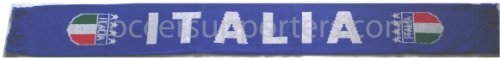 Italy Soccer Scarf
