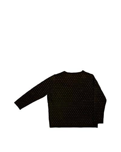 VITIVIC Pullover schwarz