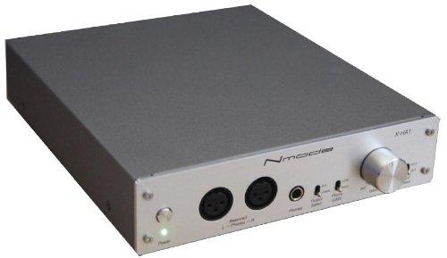 N-MODE(エヌモード) 1ビットデジタルヘッドホンアンプ X-HA1