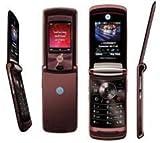 Motorola V9 512MB MAROON - UNLOCKED, SIM FREE (VAT included)