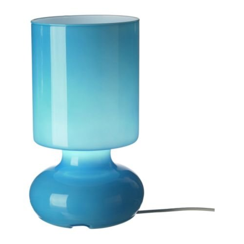 glass with less than 10 lead blue color mouth blown glass each lamp. Black Bedroom Furniture Sets. Home Design Ideas
