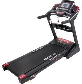 Heavy-duty 3.0 continuous Horsepower Motor SOLE® F63 Treadmill