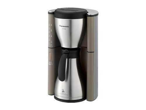 Panasonic Coffeemaker Black NC-P26-K by N/A