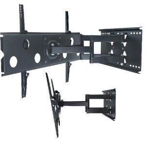 Buying Guide of  Allcam PLB127L TV Wall Bracket Pull-out Scissor Arms Swivel Tilt for 40″ 42″ 46″ 47″ 50″ 55″ 60″ LCD/ LED/ Plasma TVs VESA 800×400 600×400 400×400