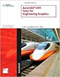 img - for AutoCAD 2011 Tutor for Engineering Graphics (11) by [Paperback (2010)] book / textbook / text book