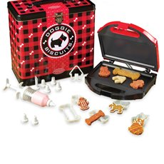 Great Features Of Dog Treat Maker with Decorating Kit